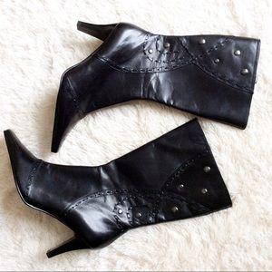 """NWOB! Bandolino """"Calista"""" Heeled Boots Size 8"""
